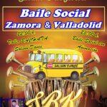 18 -Feb-2020 Visita de la escuela zamorana SalsonZamora a la escuela Baila Salsa de Valladolid.